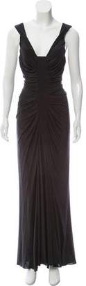 Christian Dior Sleeveless Maxi Dress