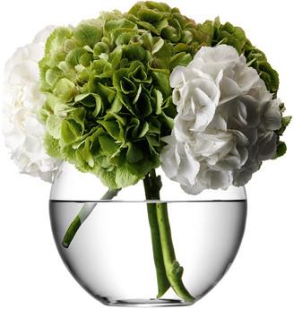 LSA International Flower Round Bouquet Vase