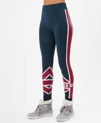 Sweaty Betty Union Jack Ski Seamless Base Layer Leggings