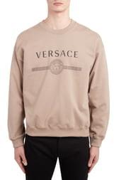 Versace First Line Logo Sweatshirt