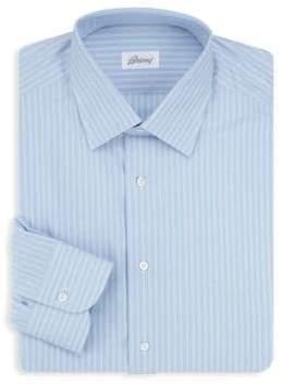 Brioni Striped Dress Shirt