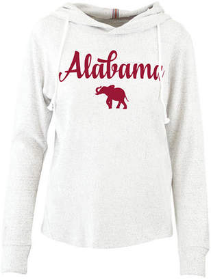 Pressbox Women Alabama Crimson Tide Cuddle Knit Hooded Sweatshirt