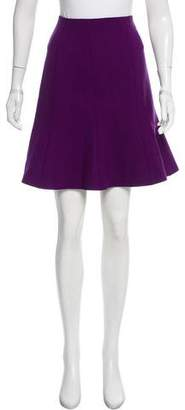 Jason Wu Virgin Wool Flared Skirt w/ Tags