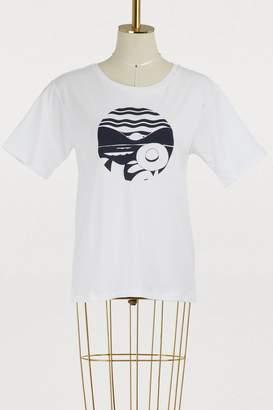 Vanessa Seward Gaia hat cotton T-shirt
