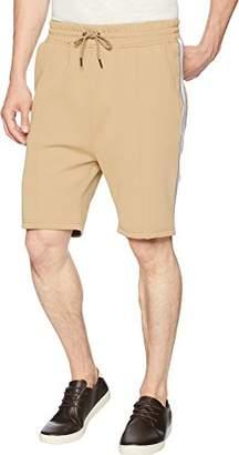Publish Brand INC. Men's Mathias - Premium Comfort Side Ribbed Shorts