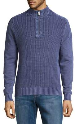 Tommy Bahama Textured Cotton Pullover