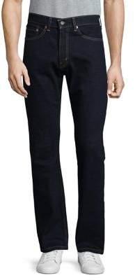 Levi's 505 Regular Fit Straight-Leg Jeans