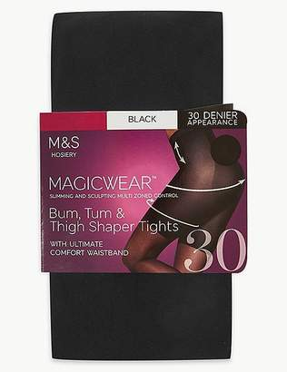 Marks and Spencer 30 Denier MagicwearTM Opaque Tights