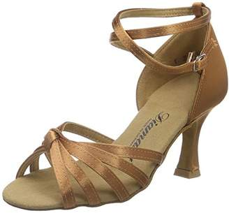 Braun Diamant Women's Damen Latein Tanzschuhe 109-087-379 Dance Shoes Brown Dark Tan)