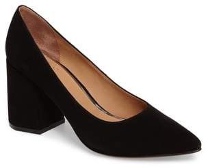 Linea Paolo Blair Block Heel Pump