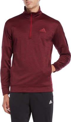 adidas Team Issue Fleece Quarter Zip Jacket