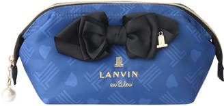 LANVIN en Bleu (ランバン オン ブルー) - ランバン オン ブルー ポーチ JL