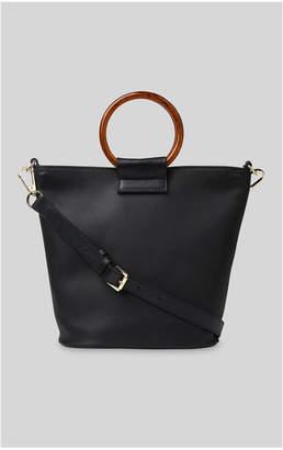 Whistles Henrietta Resin Handle Bag