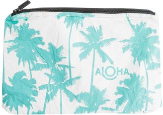 Aloha Collection Mid Size Coco Palms Pouch $35.95 thestylecure.com