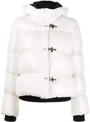 Fay 3 Hooks puffer jacket