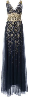 Marchesa Notte lace detail gown $1,095 thestylecure.com