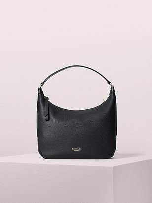 Kate Spade Lake Small Hobo Bag, Black