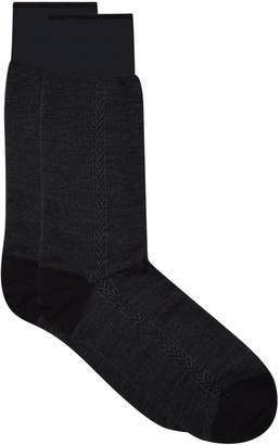 Dore Dore Fine Striped Socks