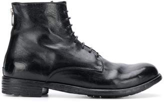 Officine Creative ankle lace-up shoes
