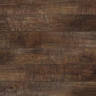 Mannington Restoration 6'' x 51'' x 12mm Laminate Flooring in Firewood