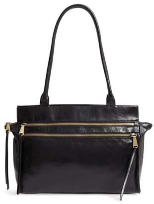 Hobo Seeker Leather Top Handle Bag