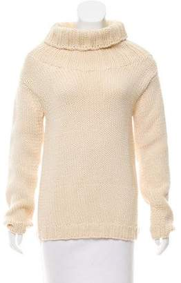Zero Maria Cornejo Knit Turtleneck Sweater