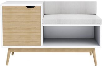 Jamesdar Blythe Sectional Storage Bench