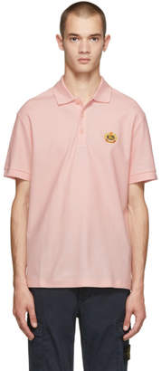 Burberry Pink Densford Polo