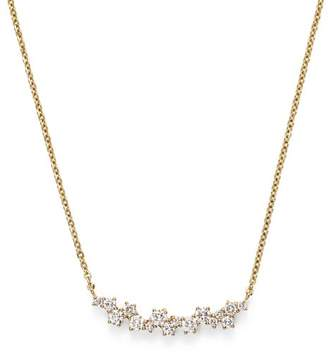 Bloomingdale's Diamond Scatter Necklace in 14K Yellow Gold, .50 ct. t.w. - 100% Exclusive