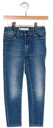 Levi's Girls' Five Pocket Skinny Jeans