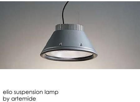 Elio Suspension Lamp By Artemide