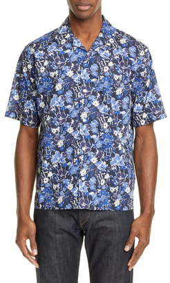 Norse Projects Carsten Liberty Floral Print Shirt