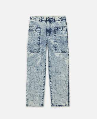 Stella McCartney Light Blue Jeans, Women's