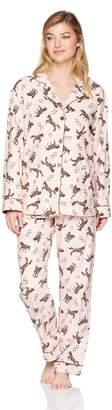 PJ Salvage Women's Flannel PJ Set