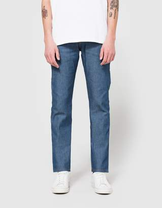 Naked & Famous Denim Weird Guy Sunrise Selvedge