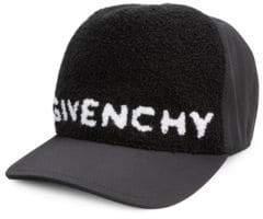 Givenchy Terry Logo Baseball Cap