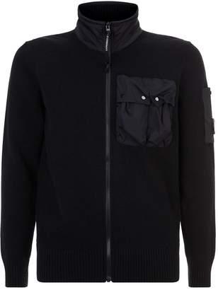 C.P. Company Funnel Neck Sweater