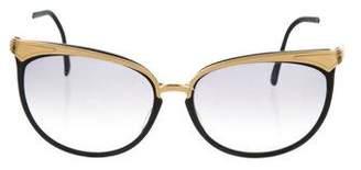 Missoni Oversize Cat-Eye Sunglasses