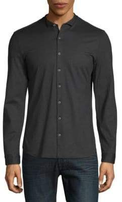 John Varvatos Long-Sleeve Button-Down Shirt