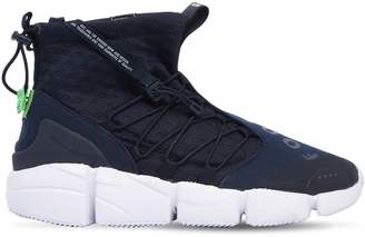Nike Footscape Utility Mid Top Sneakers