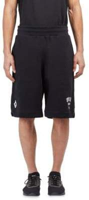 Marcelo Burlon County of Milan Jak Cotton Shorts