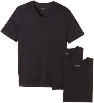 HUGO BOSS BOSS  V-neck T-Shirt (3 Pack)