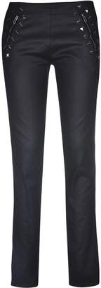 Love Moschino Studded Fitted Leggings