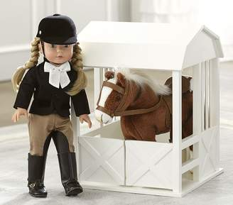 Pottery Barn Kids Plush Doll Horse