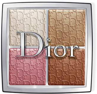 Christian Dior BACKSTAGE GLOW FACE PALETTE Pure shimmer, blendable highlight & blush
