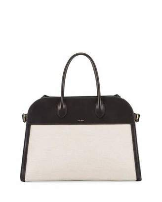 The Row Margaux Canvas Tote Bag