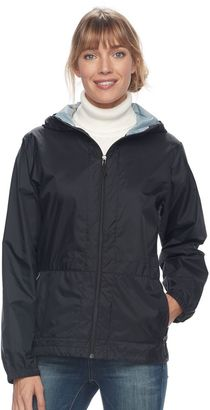 Women's Columbia Rain to Fame Hooded Rain Jacket $65 thestylecure.com