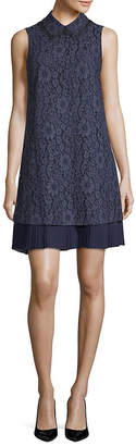 Nanette Lepore Nanette Lace Sleeveless Shift Dress