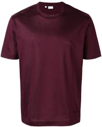 Brioni crew neck T-shirt
