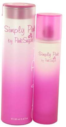 Aquolina SIMPLY PINK by Pink Sugar for WOMEN: EDT SPRAY 3.4 OZ